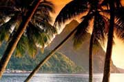 St Lucia Honeymoon