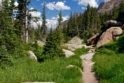 Rocky Mountain Hiking