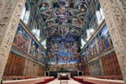 Sistine Chapel Facts
