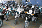 Royal Enfield Factory