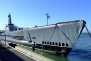 USS Pampanito Submarine Tour