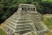 Pyramid of Inscriptions, Palenque