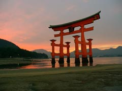 Shinto Gateway, Japan
