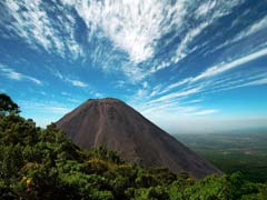 Volcano in El Salvador