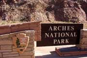 Arches National Park History