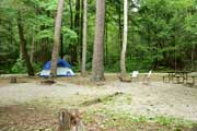 Great Smoky Mountains National Park Camping