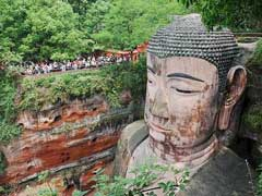Leshan Buddha, China