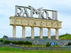 Ramoji Film City in Hyderabad, India